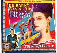 Du Barry Was A Lady/The Sky's The Limit-2 Original Movie Soundtacks -CD