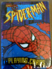 SPIDER-MAN PLAYING CARDS DECK  1994