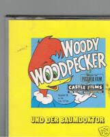 Super 8 Film - Woody Woodpecker und der Baumdoktor