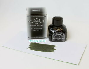 Diamine ink in Racing Green 80 ml (only made for missing-pen.de )