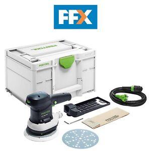 Festool 576073 ETS 150/3 240V 150mm 3mm Corded Eccentric Sander