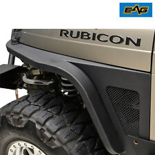 EAG 97-06 Jeep Wrangler TJ Front Fender Flare with LED Eagle Lights