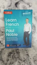Learn French learn to speak French with Paul Noble 12 Disc French course