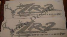 ZR2  Vinyl Decal, Chevrolet Blazer  S-10 Colorado