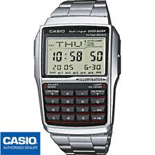 CASIO CALCULADORA DBC-32D-1A*DBC-32D-1AES*ORIGINAL*ENVIO CERTIFICADO*METAL*RETRO