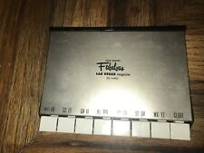 Fabulous Las Vegas Magazine Original Desk Top Mechanical Address Book