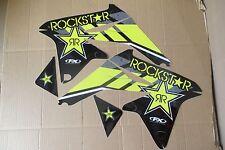 FX TEAM ROCKSTAR SUZUKI GRAPHICS  RMZ450 2008 2009 2010 2011 2012 13 14 15 16 17