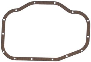 Engine Oil Pan Gasket Lower Mahle OS32112