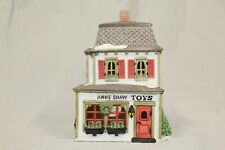 "Retired Department 56: New England Village: ""Ann Shaw Toys"" #5939-0"