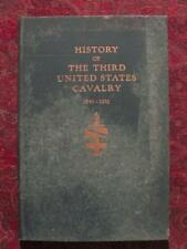 SIGNED - THIRD UNITED STATES CAVALRY - MEXICAN WAR, INDIAN WARS, CIVIL WAR MORE