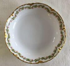 7 Haviland Limoges Clover Shamrock 5 Inch Fruit Bowl Schleiger 98
