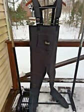 Orvis Men's S Neoprene & Nylon Fishing Bibs Chest Waders
