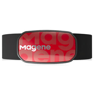 Magene Bluetooth-Compatible Smart Heart Rate Chest Strap IP67 Waterproof