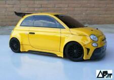 1/10 Scale Fiat 500 body RC Car Body clear 200mm associated HPI Vaterra FT016