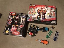 Power Rangers Megazord Overdrive And Samarai Collectables. Plus Extras!