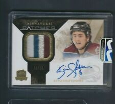 2010-11 The Cup Signatures Patches SP-KV Kevin Shattenkirk /75 Auto