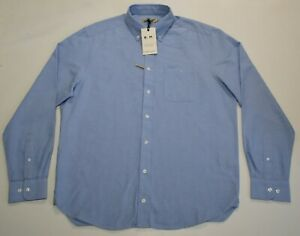 Brand New RM Williams Collins Button Front Shirt Size XL Men's Long Sleeves