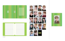 NCT 2018 Fan Party! SPRING CONCERT GOODS LUCAS PHOTO CARD COLLECTION BOOK SEALED