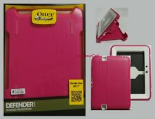 "OtterBox Defender, Amazon Kindle Fire HD 7"" 1st Gen. Pink White 77-27816"