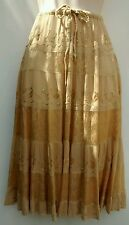 Indian TROPICAL Fashion One Size Woman's Boho Baltic Beach Summer Skirt
