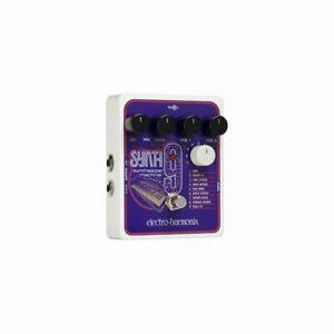Electro-Harmonix Synth9 Synthesizer Machine - Gitarren Effekt