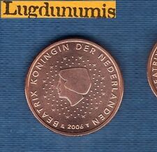 Pays Bas 2006 - 5 centimes d'Euro - Pièce neuve de rouleau - Netherlands