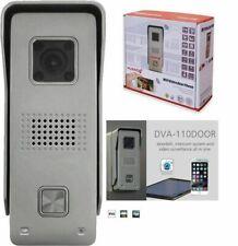MONACOR WLAN Video Türklingel Kamera DVA-110DOOR WIFI Video Door Phone Android