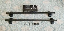THULE Traverse 480 - Complete Set of 4 Towers and 50 inch bars- with Locks/Keys!