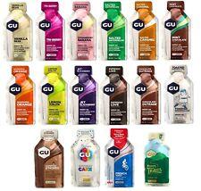 GU Original Sports Nutrition Energy Gels - 24 Gel Count Case