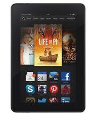"Kindle Fire HD, 7"" Tablet, 8GB, WiFi - Black"