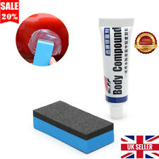 Car Scratch Remover Repair Clear Paint Care Coat Applicator Polishing Gringding