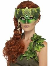 Forest Nymph Eyemask, One Size, Fairies, Wings and Wands Fancy Dress