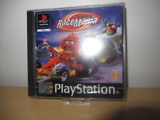 Sony PlayStation 1 Ps1 Muppet Racemania