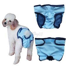 Pet Large Dog Diaper Female Waterproof Reusable Washable Pants Diaper Underwear