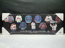 Colorado Avalanche Large Plaque New Official NHL Hockey Wood Sign Wall Decor