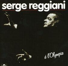 Serge Reggiani, Serge Regianni - Olympia 83 [New CD]