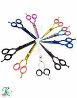 Coiffeur Salon Cisailles Ciseaux De Coupe De Cheveux Barber Scissors SET Surgery