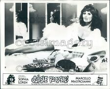 Sophia Loren in Oopsie Poopsie Sex Pot La Pupe del Gangster Press Photo