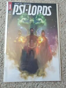 Psi-Lords #1 Bosslogic SDCC 2019 Variant Planet Awesome Exclusive  NM