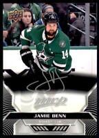 2020-21 UD MVP Silver Script #76 Jamie Benn - Dallas Stars