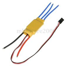 HW30A Brushless Motor Speed Controller ESC For RC Airplane Quadcopter Helicopter