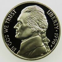 1996-S Proof Jefferson Nickel Full Steps Nice Coins Priced Right Shipped FREE