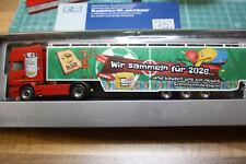 "Herpa Scania R TL ""Karnevalstruck 2016"" Nr. 923408"