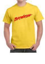 BAYWATCH T SHIRT! CLASSIC RETRO ... LIFEGUARD TV SERIES.. SHIRT FUNNY