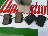 DESTOCKAGE! 4 plaquette de frein AVANT 204 304 404 S COUPE CABRIOLET BERLINE