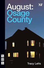 August: Osage County by Tracy Letts (Paperback, 2008)