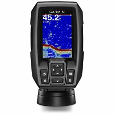 "Garmin Striker 4 3.5"" CHIRRIDO Fishfinder GPS con transductor de doble haz 010-01550-00"