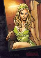 ENCHANTRESS / Women of Marvel Series 2 (2013) BASE Trading Card #23