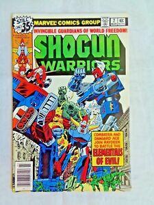 Shogun Warriors Vol. 1 No. 2 Marvel Comics March 1979 First Printing VF/NM (9.0)