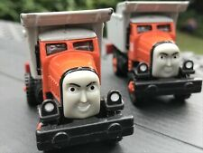Thomas & Friends Take Along. Max & Monty Dump Truck Twins. Learning Curve